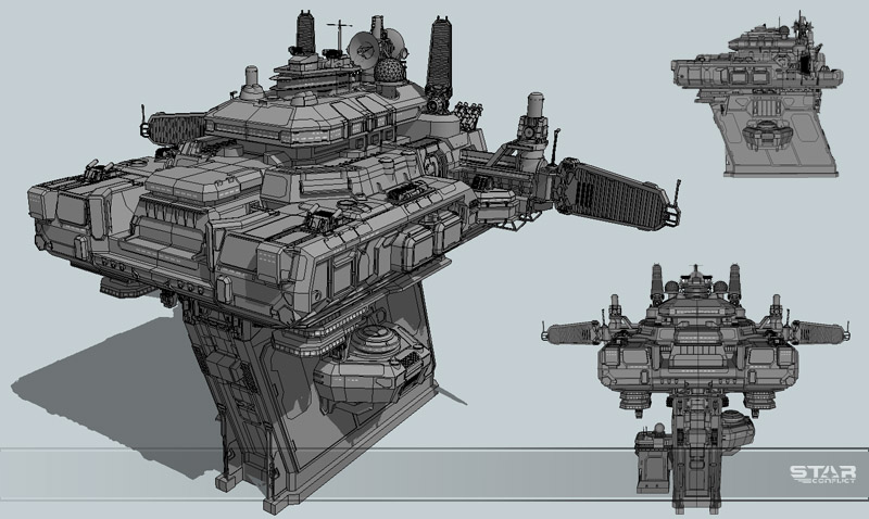 Making of Dreadnought